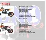 Dirt Bike 49cc
